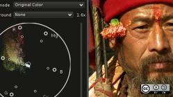 Kdenlive tools screenshot