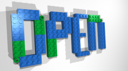 Open Lego CAD