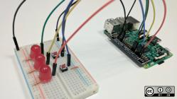 The physical computing capabilities of the Raspberry Pi