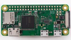 A Raspberry Pi Zero