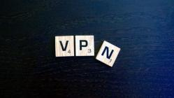 "scrabble letters used to spell ""VPN"""