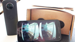 Build a VR app in 15 minutes with Linux