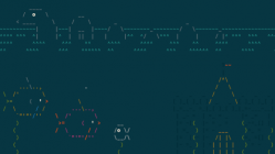 Linux toy: asciiquarium