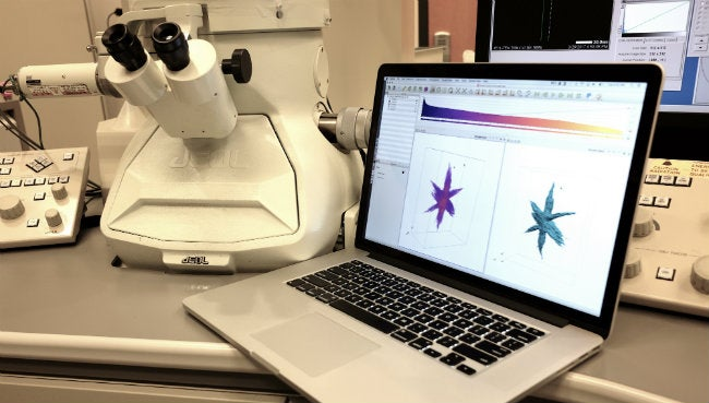 tomviz works with electron microscopes