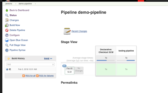 Getting started with Jenkins Pipelines | Opensource com