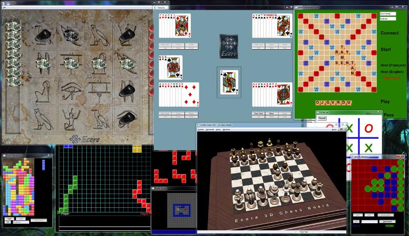 Ecere games