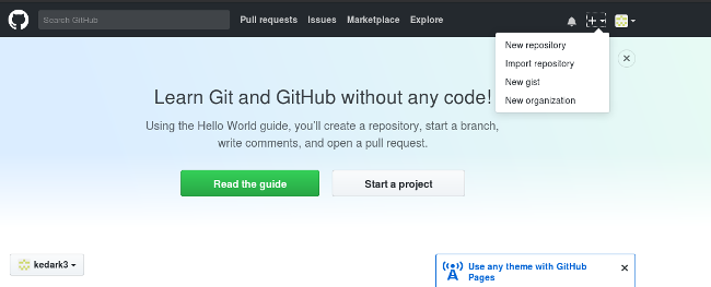 A step-by-step guide to Git | Opensource com