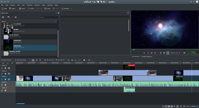 The current state of Linux video editing 2018 | Opensource com