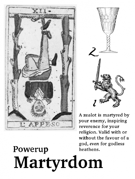 Using tarot art from the Wiki Commons
