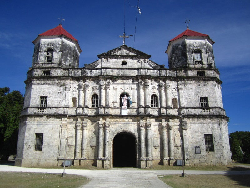 Nuestra Señora de la Luz Parish Church in Loon, Bohol
