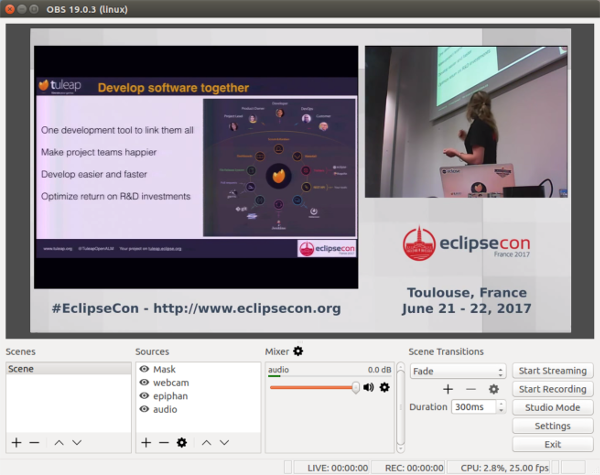 EclipseCon video