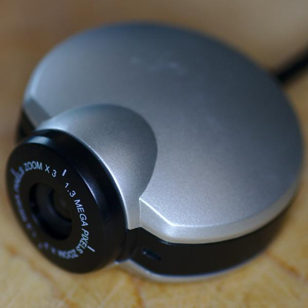 Hercules DualPix HD webcam