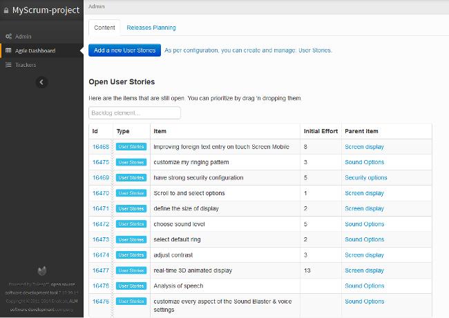 《面向敏捷开发团队的 7 个开源项目管理工具》
