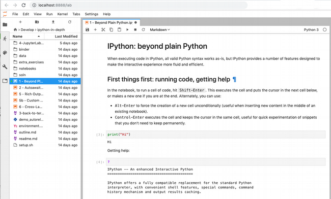 JupyterLab teaches Python developers magic | Opensource com
