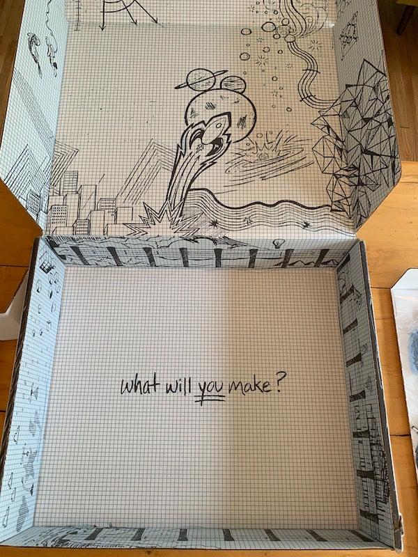 Lemur pro box inside