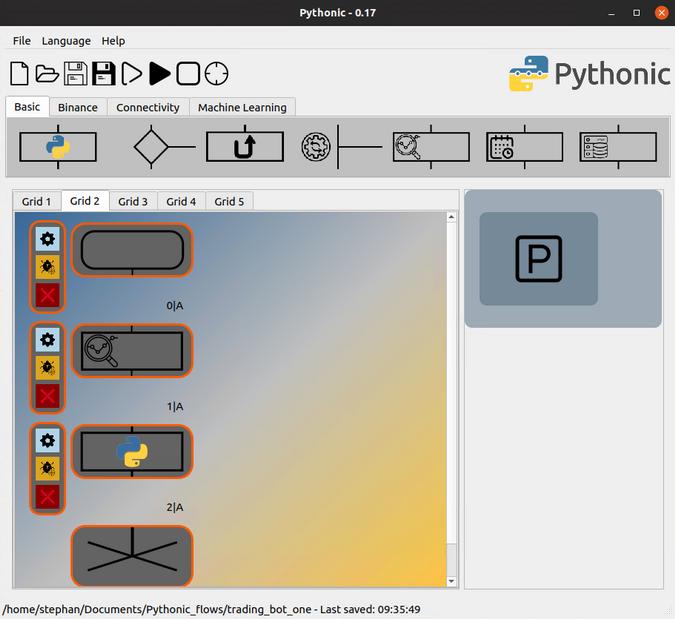 crypto trading python