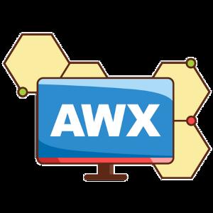 New AWX logo