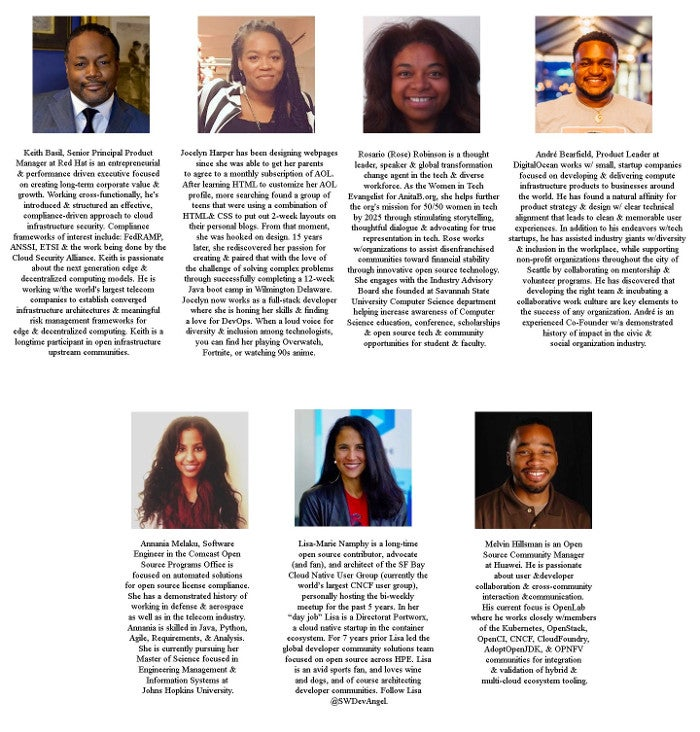 Black History Month tech leaders