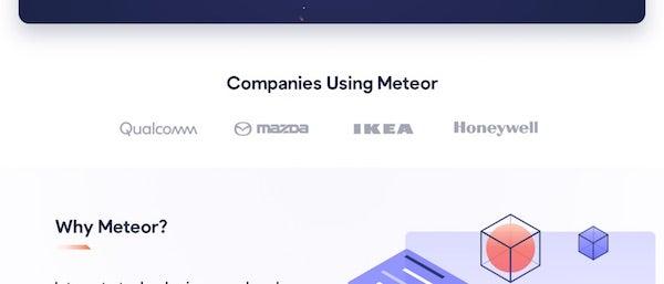 Meteor case study