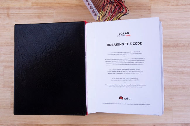 About 'Breaking the Code'