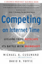 Competing on Internet Time book cover