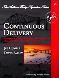 Continuous Delivery cover
