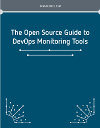 DevOps monitoring guide cover