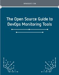 DevOps monitoring guide cover