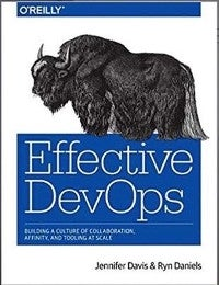 Effective DevOps cover
