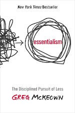 Essentialism book cover