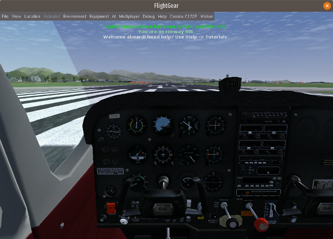 Take to the virtual skies with FlightGear | Opensource com