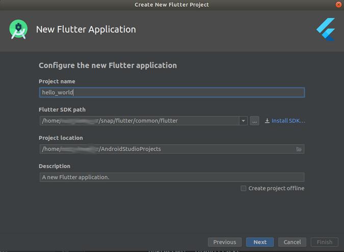 Naming a new Flutter plugin