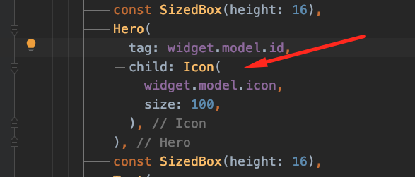 Changing item_details_page.dart file
