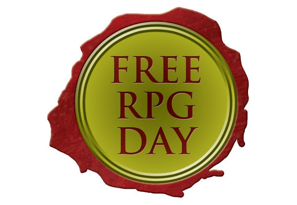 FreeRPG Day logo