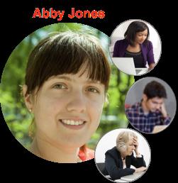 Abby Jones persona