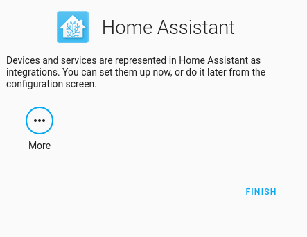 Home Assistant configuration complete