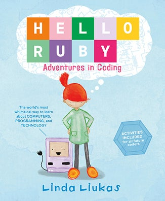 Hello Ruby book cover