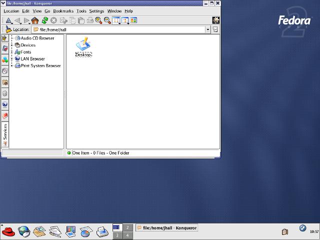 KDE 3.2.2