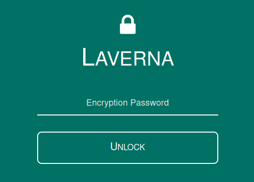 laverna-set-password screen.png
