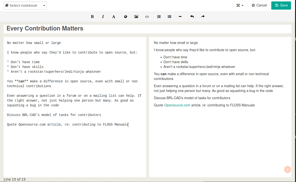 laverna-writing-note screen.png