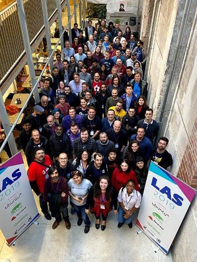 Linux App Summit 2019