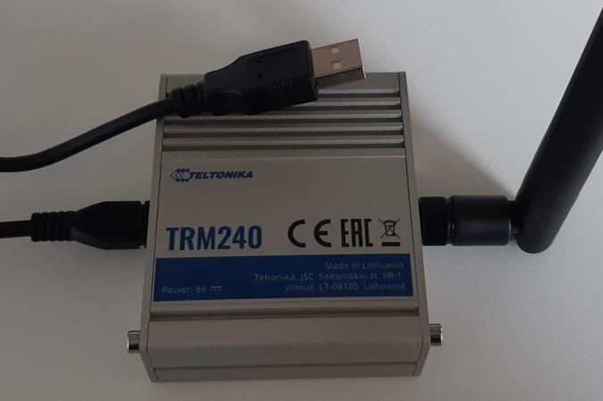 LTE modem
