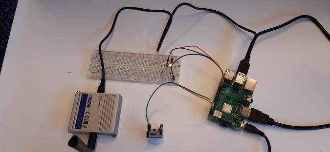 Motion sensor hardware