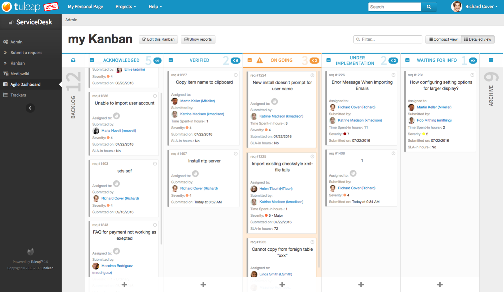 top 7 open source project management tools for agile teams