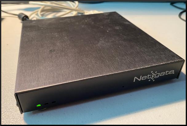Netgate Firewall Appliance