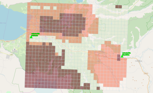 OpenStreetmap: Hydroelectric Planning