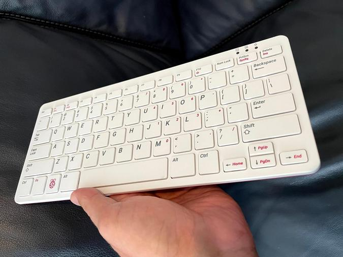 Raspberry Pi 400 keyboard
