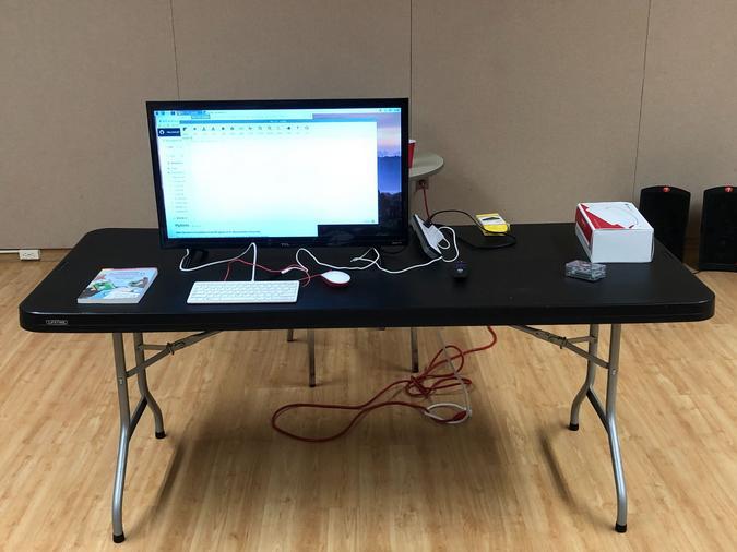 Raspberry Pi 400 setup