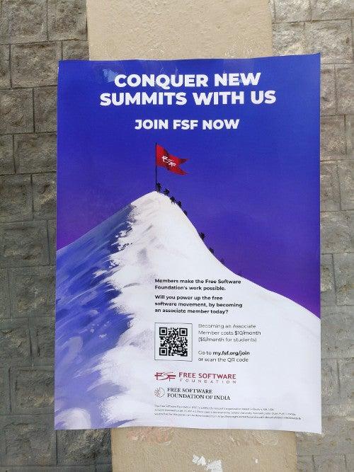 Final poster design