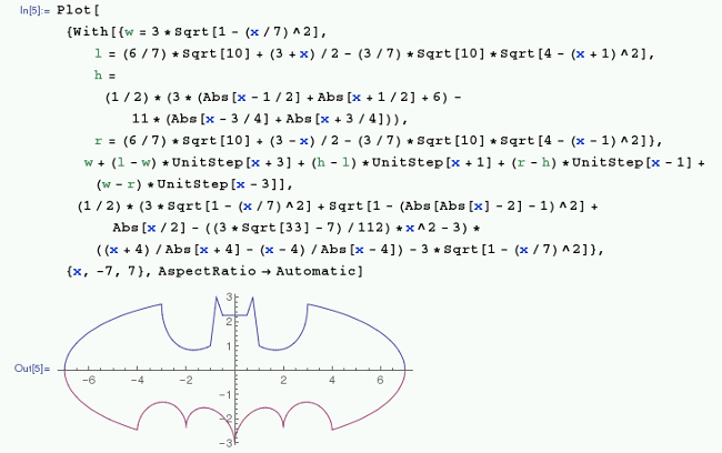 Plotting in Mathematica